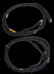 Netzwerkkabel(2 StŸck pro GerŠät erforderlich)